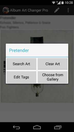Album Art Changer 3.86 screenshots 4