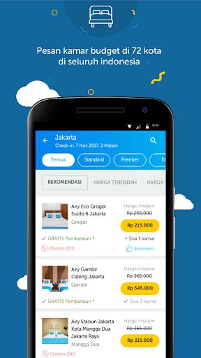 Airy - Tiket Pesawat & Hotel Murah  screenshots 3