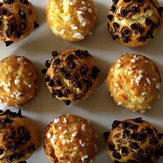 Sugar Puffs [Chouquettes]
