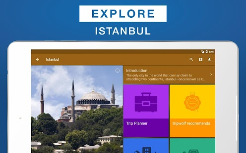 Istanbul Travel Guide- screenshot thumbnail