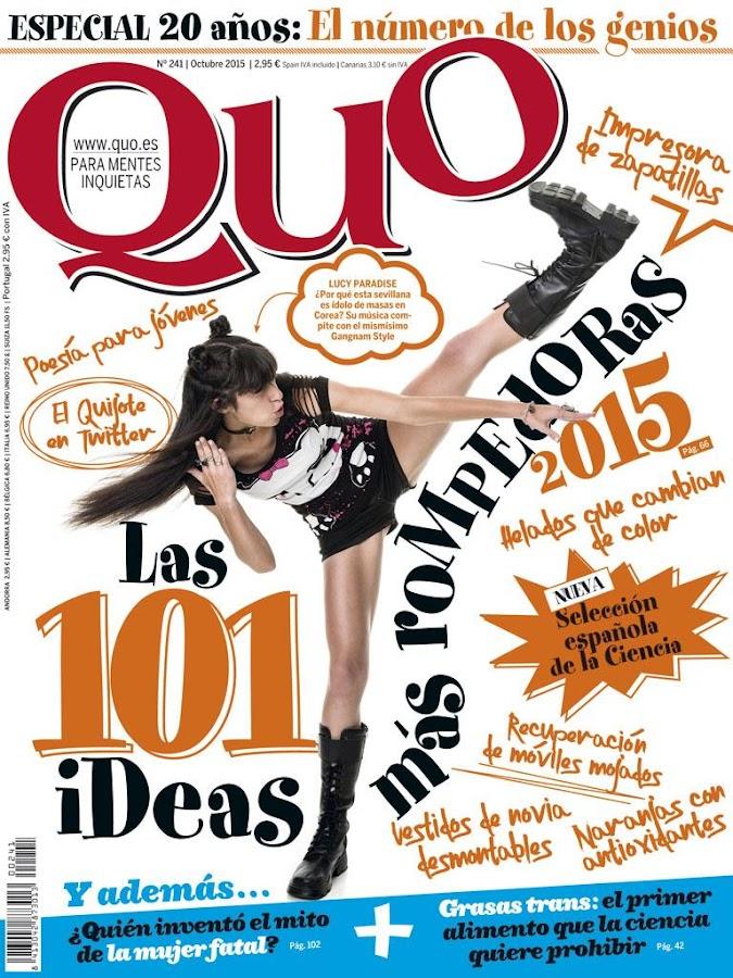 QUO Revista- screenshot