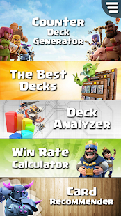 Helper for Clash Royale (All-in-1) - náhled