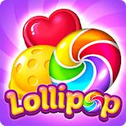 Lollipop: Sweet Taste Match3‏