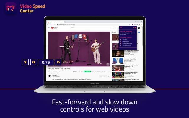 Video Speed Center