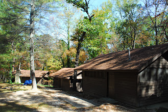 Photo: Omikse Living Unit Bathhouse, Cabin 2, Unit House