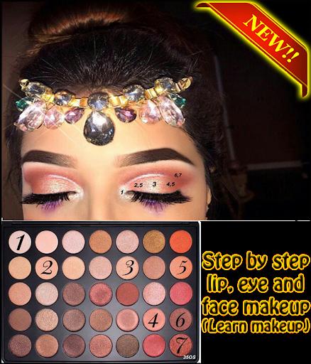 step by step make up (learn make up) 1.0.1 screenshots 6