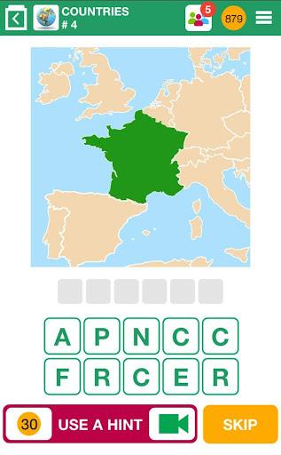 100 PICS Quiz - guess the picture trivia games Screenshot