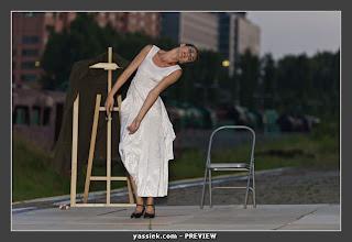 """Photo: YASSIEK - Janusz J.F. Matuszewski; wydarzenie 27.08.12 """"Miasto Syren / Nocny Pociąg"""" TTNTF"""