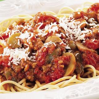 Stevarino's Pasta Sauce.