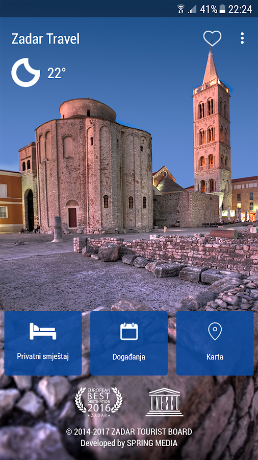 Zadar Travel- screenshot