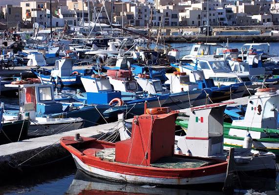 Il porto di paolo-spagg