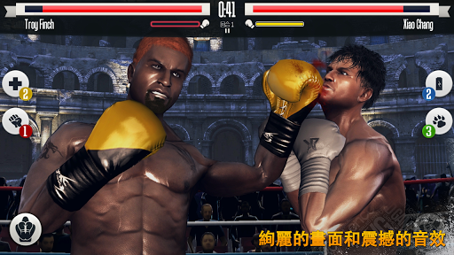 真實 拳擊