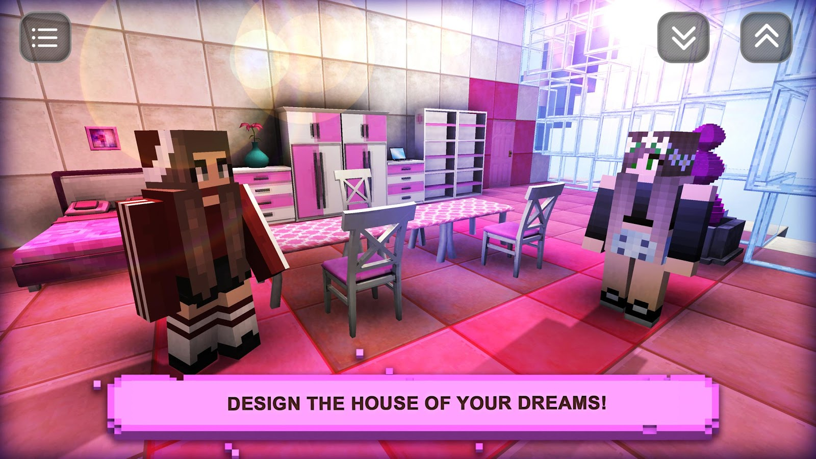 Sim Design Home Craft Fashion Screenshot