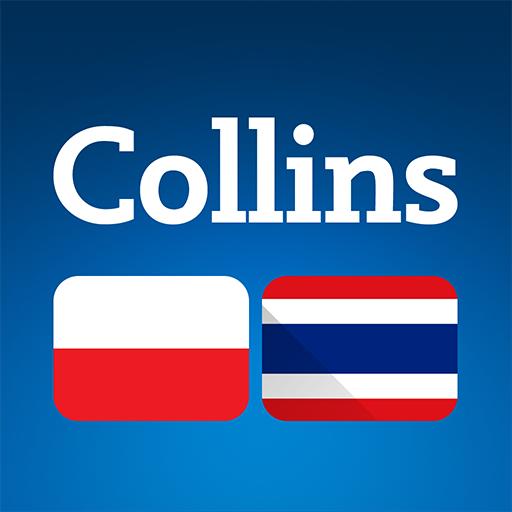 Collins Thai<>Polish Dictionary Icon