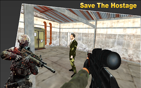 Commando IGI Gun Shooter 3D 6