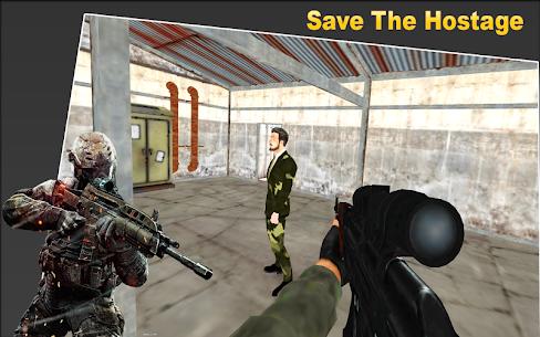 Commando IGI Gun Shooter 3D 6