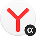 Yandex Browser (alpha) apk