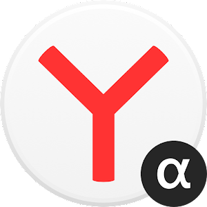 Yandex Browser (alpha) for PC
