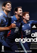 Photo: The new ODI kit! Get the new adidas range at www.store.ecb.co.uk