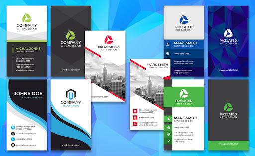 Foto do Ultimate Business Card Maker: Visiting Card Maker