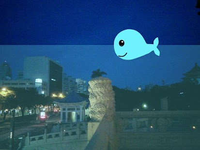 Whale and Sea Camera - náhled