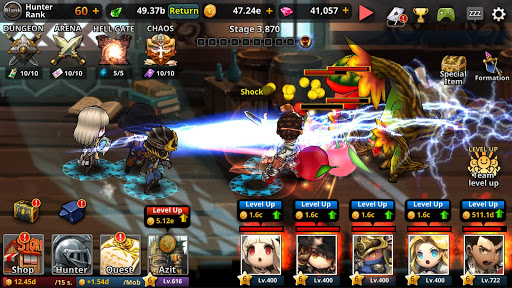 Dungeon Breaker Heroes 1.16.8 screenshots 5