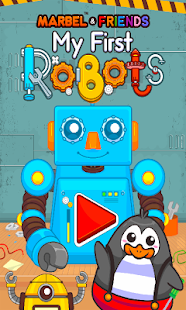 Marbel Robots - My First Toys - náhled