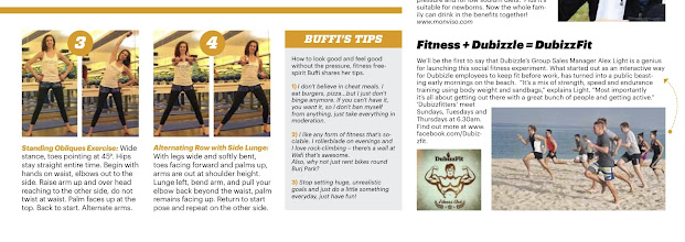 Photo: July 2013 - 360 Sports Fitness Article 2.