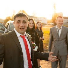 Wedding photographer Aleksandr Shebuldaev (Sheider). Photo of 06.12.2013