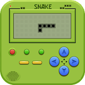 Classic Arcade Game Snake