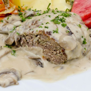 Meatloaf With Mushrooms Recipes.