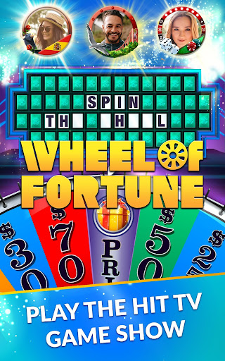 Wheel of Fortune: Free Play 3.50 screenshots 6