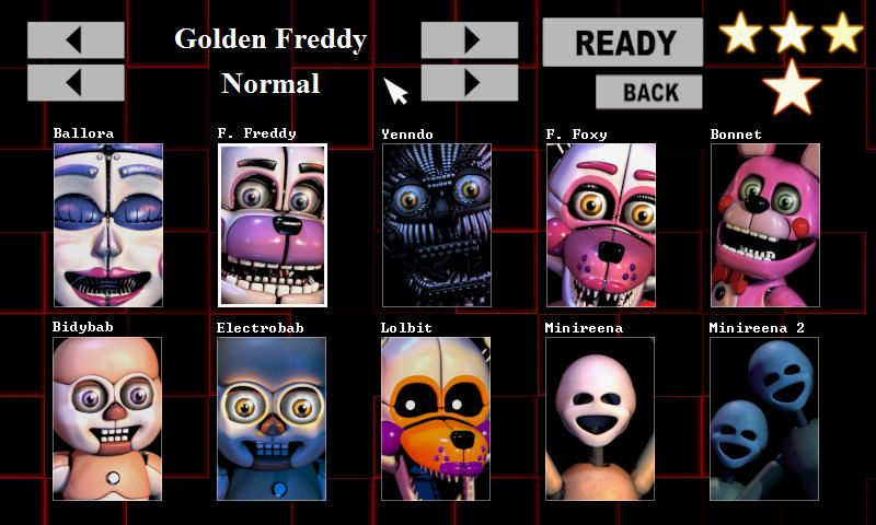 Five Nights at Freddy's: SL- screenshot