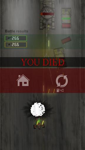 MAD Race Zombie Shooter screenshots 9