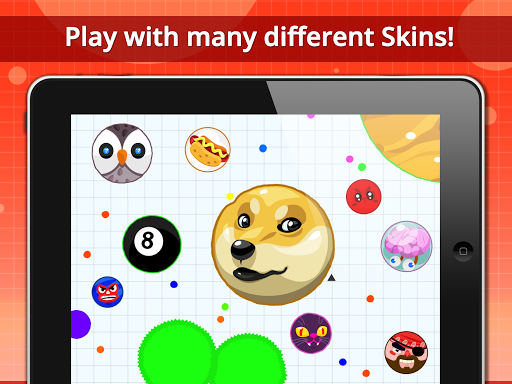 Agar.io - screenshot