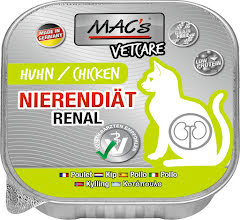 Mac's Katt Vetcare Chicken Renal