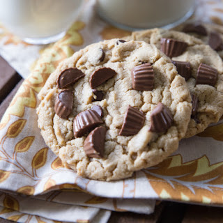 Giant Reese's Peanut Butter Cookies