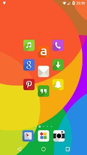 Easy Elipse – icon pack 4.0 APK + MOD (Unlocked) 2