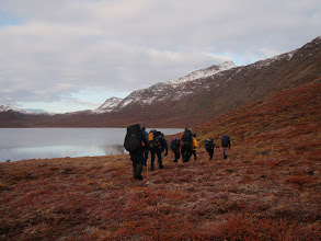Photo: Greenland - Setting out on Day 6