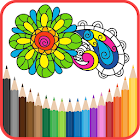 Coloring Book for Adults  HoliColoring icon
