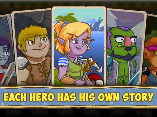 Let's Journey - idle clicker RPG - offline game filehippodl screenshot 8