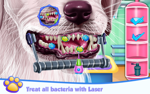 Labrador at the Doctor Salon 1.0.4 screenshots 4