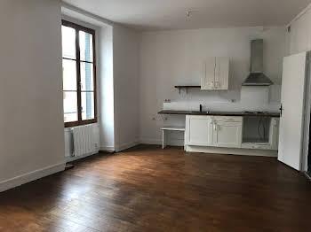 Appartement 2 pièces 43,44 m2