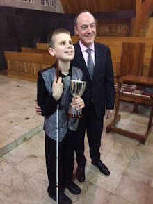 Ethan 2017, After Winning the Loretto Piano Competition