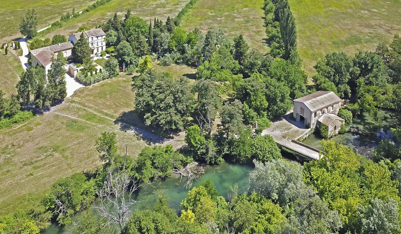 Château L'Isle-sur-la-Sorgue