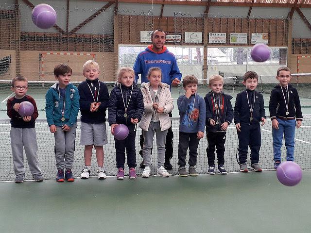 24/11/2018 - Retour sur les champions Galaxie Tennis de la Toussaint !