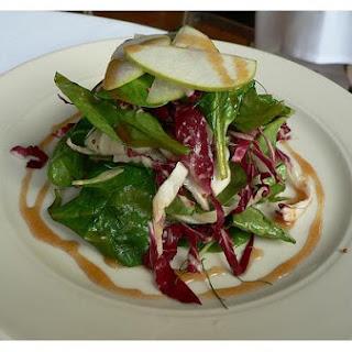 Radicchio & Fennel Salad