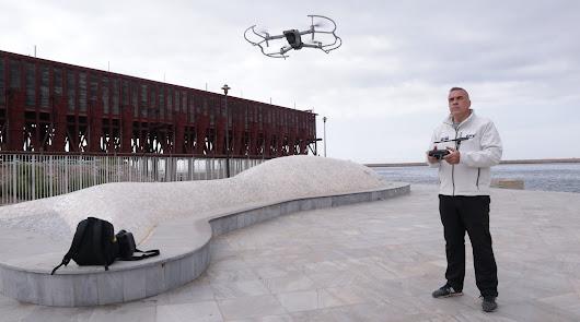 """""""El uso de los drones puede hacerse cotidiano en breve"""""""