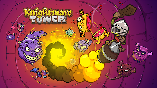 Knightmare Tower  (Unlimited Gold) 1