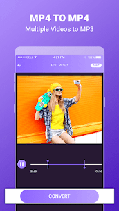 Video to mp3 – Audio from videos , Mp3 converter 2